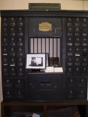 1881 Post Office Boxes