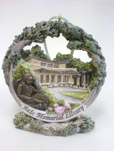 Azle Library Ornament
