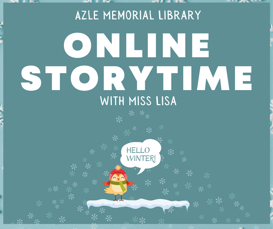 Winter Online Storytime Photo