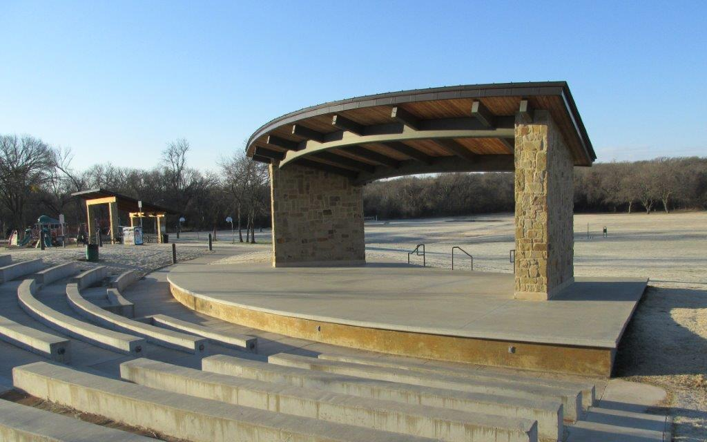 Amphitheater at Central Park