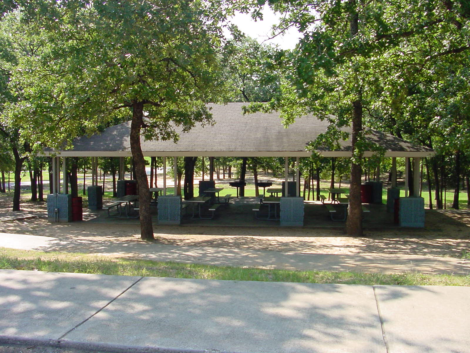 Shady Grove Park Pavillion
